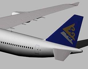 3D model AIR ASTANA