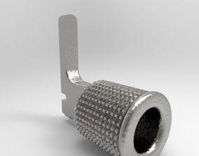 3D printable model Maruzen M1100 Charching handle b