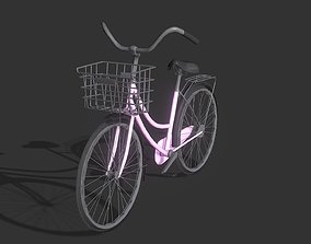 Bycycle 3D asset