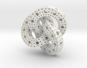Menger Knot 3D print model