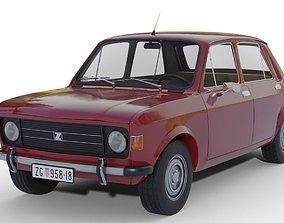 3D model Stojadin Zastava 101 Car