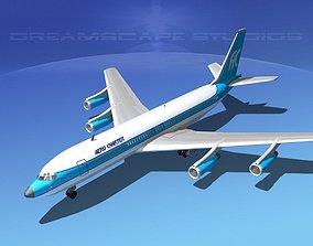 3D Boeing 707 Aero Charter