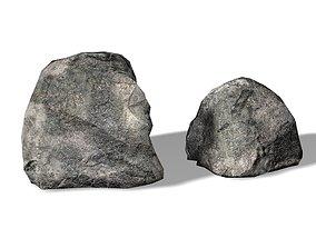 Stone 001 3D model