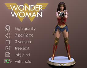 3D print model super Wonder Woman