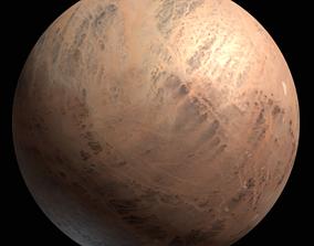 3D model Planet Tao Seti Prime