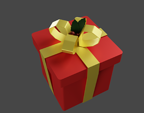 shining 3D Christmas gift