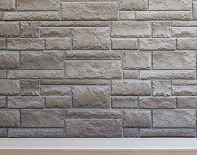 Artificial stone Stone 003 3D model