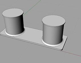 3D printable model Ship Bitts