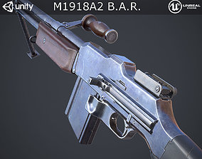 M1918A2 3D model