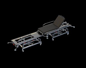 3D Transfer patient Stretcher
