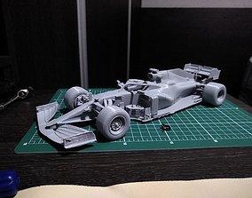 3D PRINTABLE MERCEDES 2021 F1 CAR