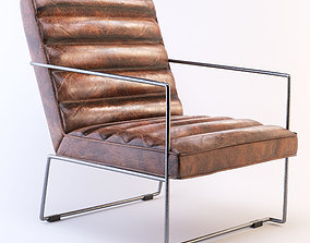 Arm chair Pearl 3D