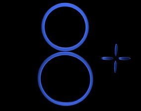 3D Eight plus