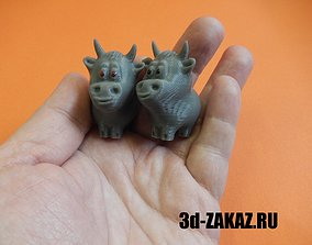 Bull 2021 3D print model