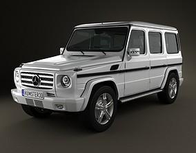 Mercedes-Benz G-class 2011 3D