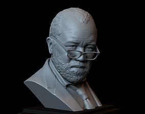 Bernard Lowe -Jeffrey Wright- from Westworld 3d printable