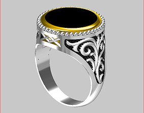 3D printable model Men - Ring wedding