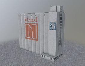 3D model Prague Meindl