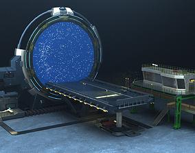 STARGATE sci-fi 3D