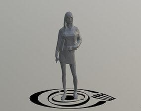 3D model Human 088 LP R