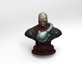 nemesis resident evil 3 3D print model