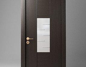 3D model Black Door