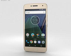 Motorola Moto G5 Plus Fine Gold 3D
