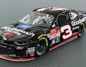 NASCAR CAMARO 3D asset