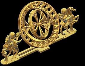3D print model amazing Gyroscope