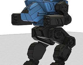 BattleTech Mad Cat and 3D printable model