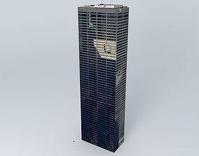 Commerce Court West 3D model