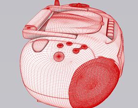 Proline Boombox CD1891 3D