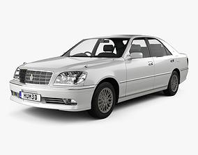 Toyota Crown Royal Saloon 2001 3D
