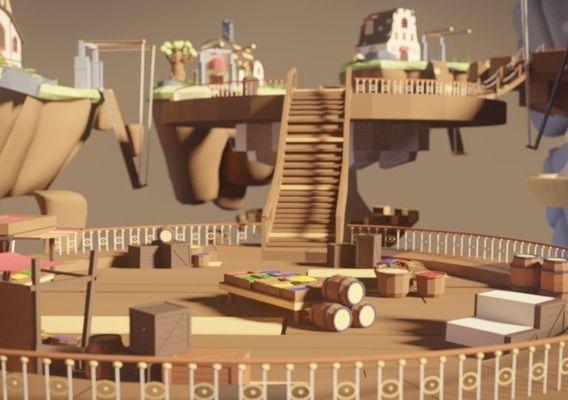 Antistar: Klinnburg's game props