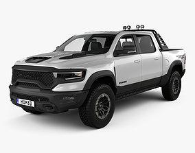 3D Ram 1500 Crew Cab TRX Mopar Performance Parts 2020
