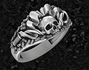 3D print model Ring-moto5