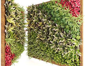 Green wall 3 3D