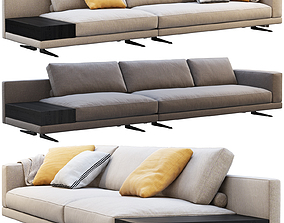 Poliform Mondrian modular sofa 3D
