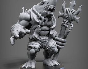 Wereshark 3D printable model