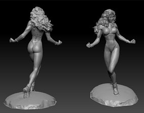 3D print model She Hulk