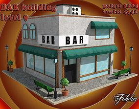 3D asset building BAR level