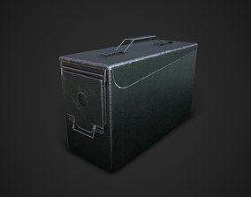 Small Ammobox 3D model