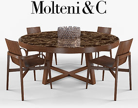 3D model Molteni Who and Where who