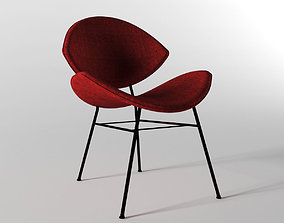3D Chair Fishnet from Walter Knoll - Design by Said and 1