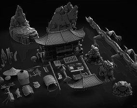 3D Complete pack chinese