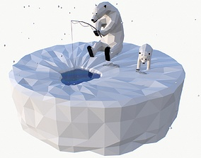 Polar Fishing 3D