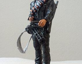 3D printable model Terminator 2 judgment day