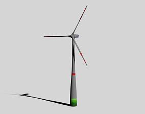 Windturbine 3D