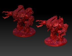 SCION OF CAOS SET 3 Epic - Armageddon 3D printable model 1