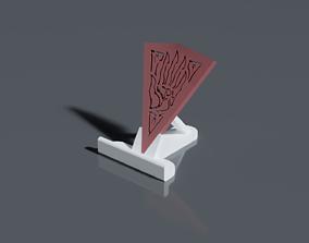 3D print model Elder Scrolls Morrowind Smartphone Stand